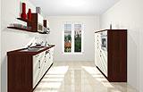 Konfigurierbare Küche AK2294