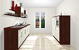 Konfigurierbare Küche AK2306