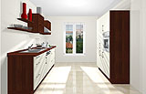 Konfigurierbare Küche AK2339
