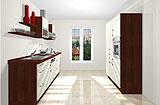 Konfigurierbare Küche AK2343