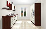 Konfigurierbare Küche AK2346