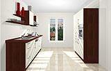 Konfigurierbare Küche AK2347
