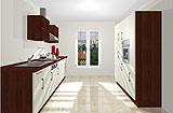 Konfigurierbare Küche AK2458