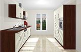 Konfigurierbare Küche AK2464