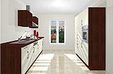 Konfigurierbare Küche AK2480