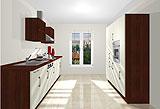 Konfigurierbare Küche AK2482