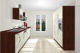 Konfigurierbare Küche AK2484