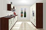 Konfigurierbare Küche AK2486