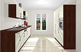 Konfigurierbare Küche AK2488