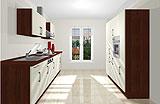 Konfigurierbare Küche AK2490